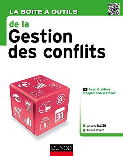 9782100728596: La Boîte à outils de la Gestion des conflits