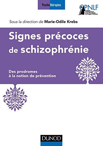 9782100738434: Signes précoces des schizophrénies