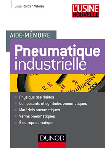 Aide-mémoire de pneumatique industrielle: Roldan Viloria, José