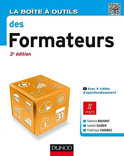 La Boîte à outils des formateurs - 3e éd. - Bouchut, Fabienne, Cauden, Isabelle