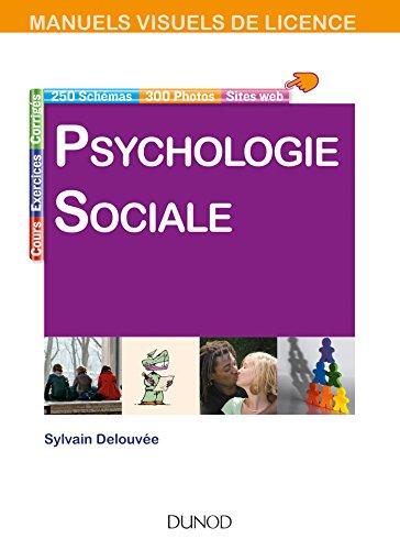 9782100747238: Manuel visuel de psychologie sociale