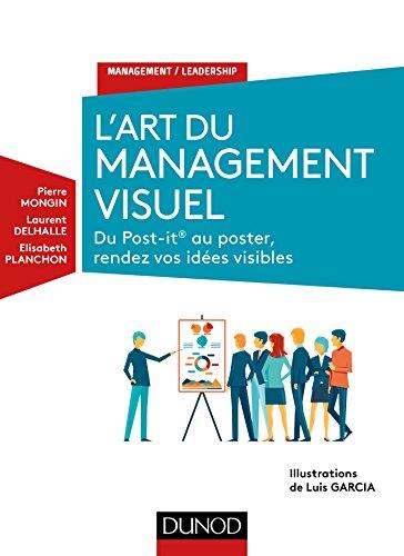 9782100761913: L'Art du management visuel - Du Post-it ® au poster, rendez vos idées visibles: Du Post-it ® au poster, rendez vos idées visibles (2018)