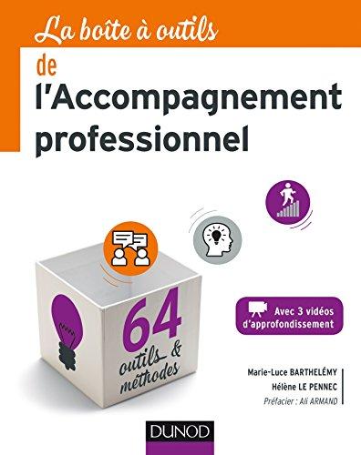 9782100772780: La boîte à outils de l'accompagnement professionnel