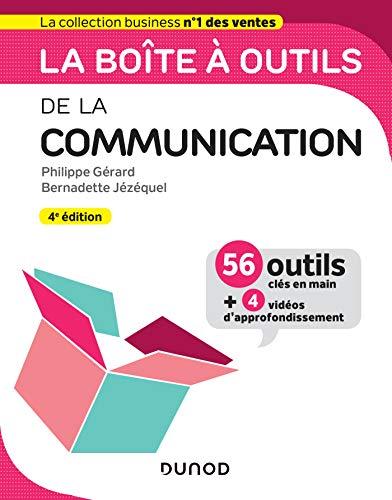 9782100796175: La boîte à outils de la Communication - 4e éd.