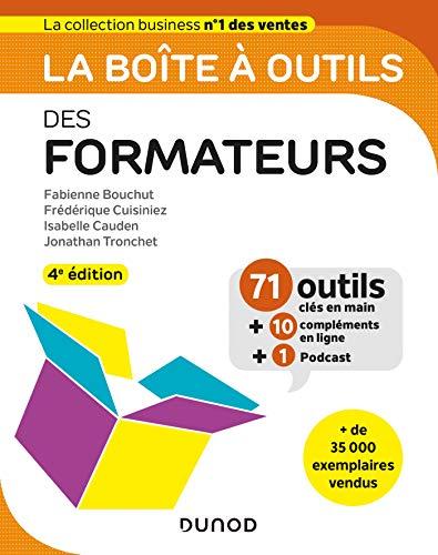 9782100806614: La boîte à outils des formateurs - 4e éd.