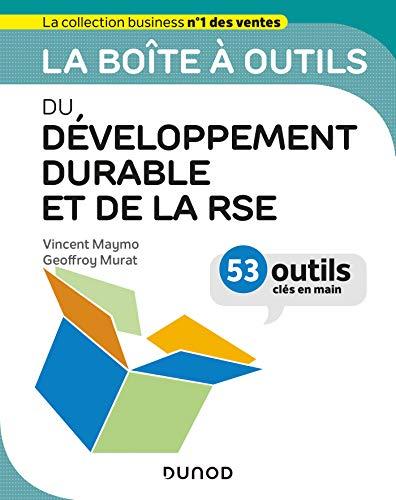 9782100811526: La boîte à outils du Développement durable et de la RSE