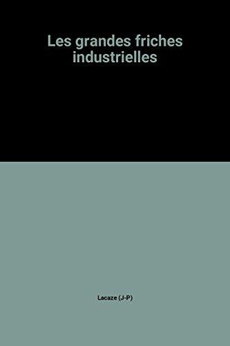 9782110016829: Les Grandes friches industrielles: Rapport du groupe de travail interministeriel (French Edition)