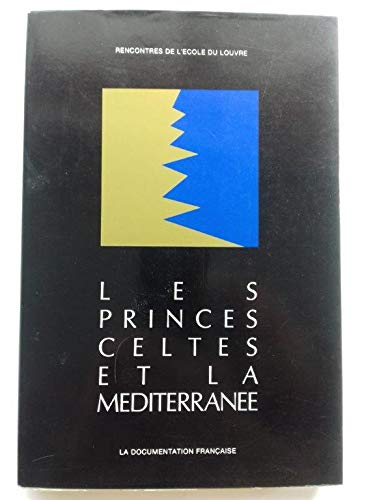 9782110018977: Les princes celtes et la Méditerranée
