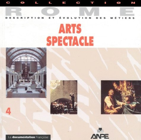 Arts - spectacles, volume 4 [Sep 01,: M. Vessilier Ressi