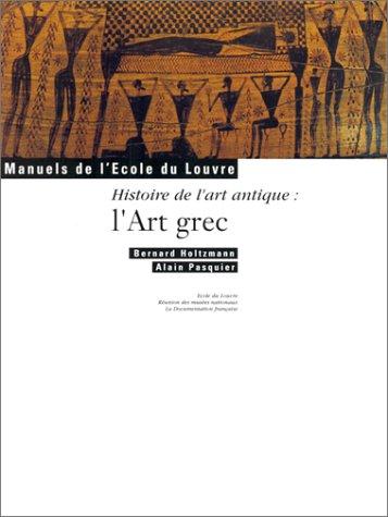 9782110038661: Histoire de l'art antique : L'Art grec