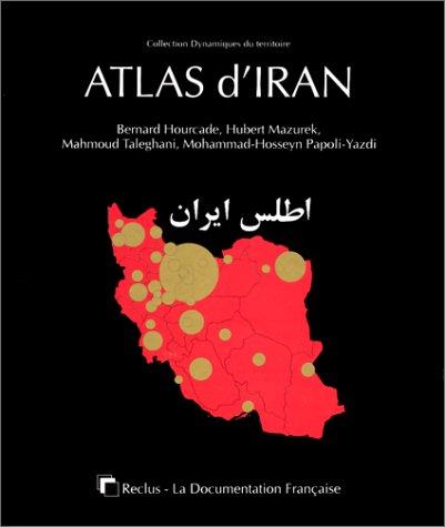 9782110040473: Atlas d'Iran (Dynamiques du territoire)
