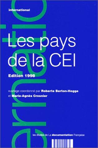 LES PAYS DE LA CEI. : Edition