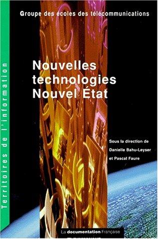 9782110044044: nouvelles technologies, nouvel état