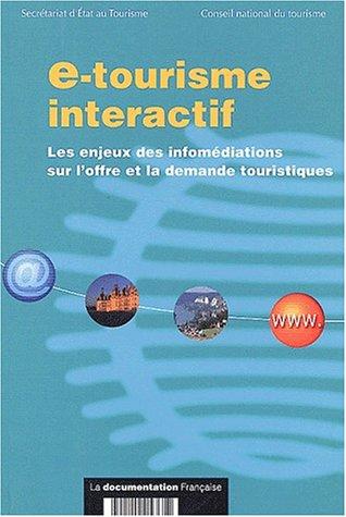 9782110053619: e-tourisme interactif (French Edition)