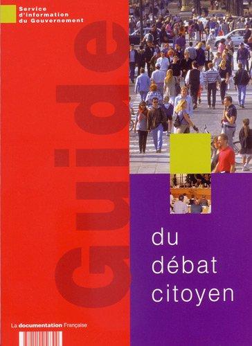9782110056399: Guide du d�bat citoyen