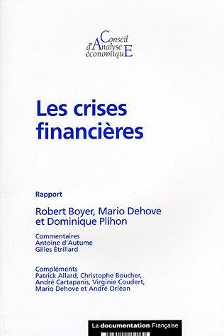 9782110058157: Les crises financieres (French Edition)