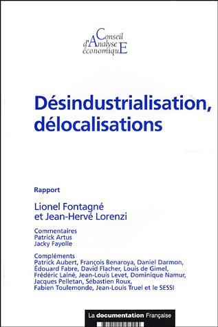 9782110058225: Desindustrialisation, delocalisations (French Edition)