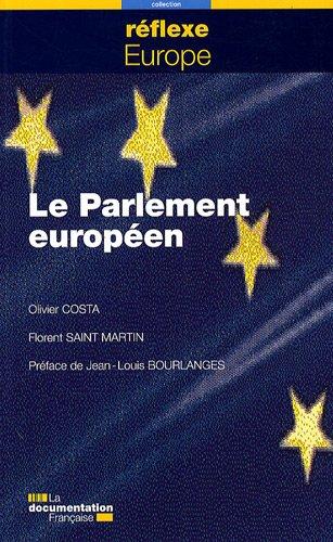 9782110074553: Le parlement européen (French edition)
