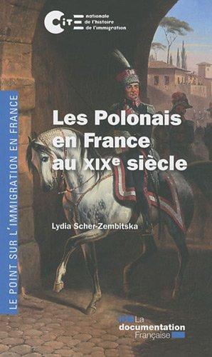 Les Polonais en France au XIXe siècle: Lydia Scher-Zembitska; Cité