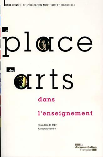 9782110079503: La place des arts dans l'enseignement