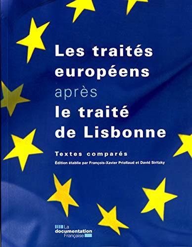 TRAITES EUROPEENS APRES LE TRAITE DE LIS: COLLECTIF