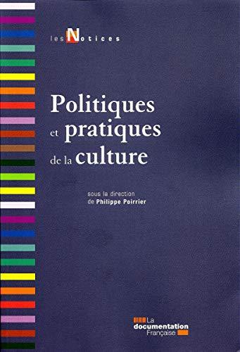 9782110081452: Politiques et pratiques de la culture