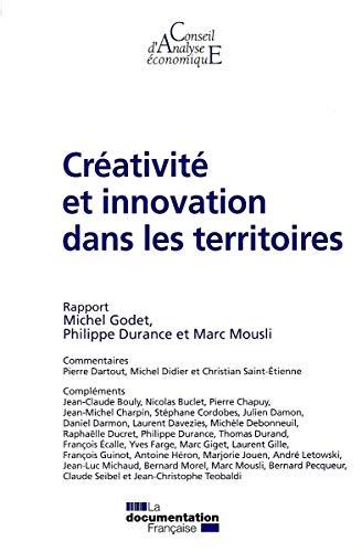 Créativité et innovation dans les territoires (French Edition): Michel ...