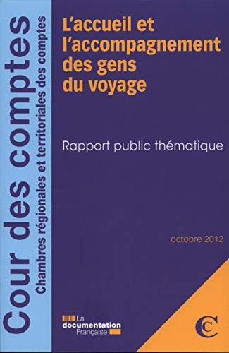 9782110092236: L'accueil et l'accompagnement des gens du voyage - septembre 2012