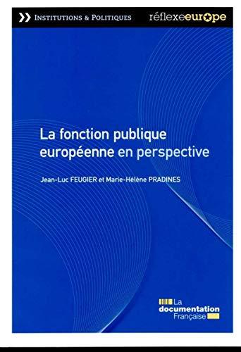 9782110092717: La fonction publique européenne en perspective