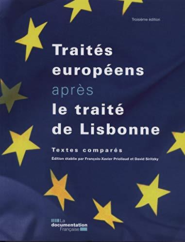 TRAITES EUROPEENS APRES LE TRAITE DE LIS: COLLECTIF 3ED