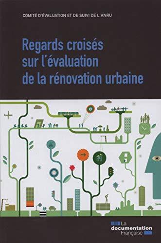 9782110097880: Regards Croisés sur l'évaluation de la renovation urbaine.