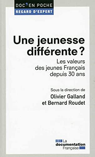 9782110098672: Une jeunesse diff�rente ? Les valeurs des jeunes Fran�ais depuis 30 ans