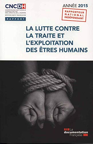9782110101334: La lutte contre la traite et l'exploitation des être humains - Année 2015