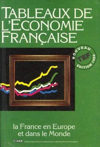 Tableaux de l'économie française 89; La France: Insee