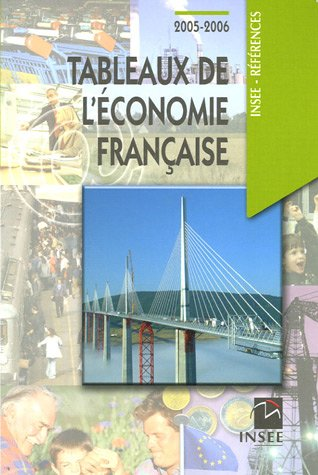 Tableaux de l'économie française [Sep 15, 2005]