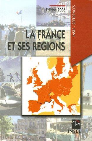 La France et ses rà gions: Charpin, Jean-Michel, Casset-Hervio,