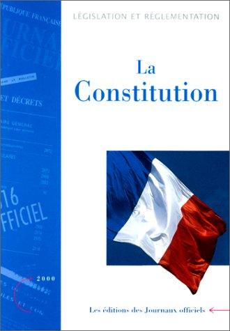 9782110733054: 1958, constitution : lois organiques et ordonnances relatives aux pouvoirs publics