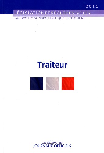 9782110746948: Traiteur - Brochure 5907