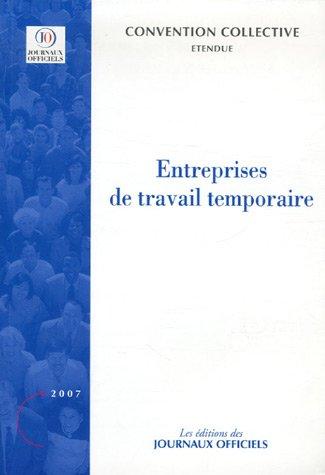 9782110762443: Entreprises de travail temporaire : Personnel intérimaire, Personnel permanent