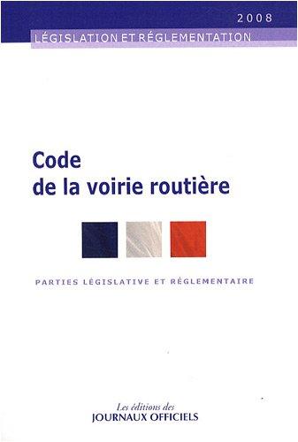 9782110764614: Code de la voirie routière