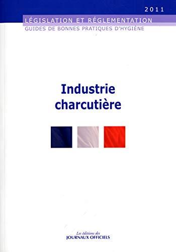 9782110766373: industrie charcutière
