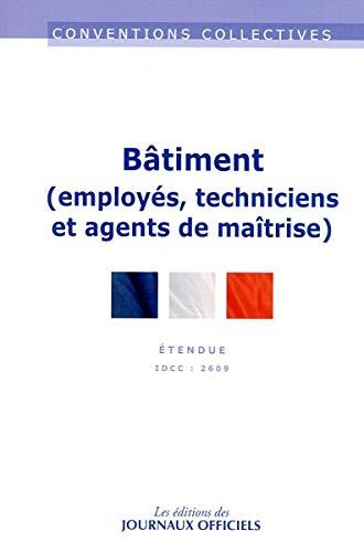 Batiment Etam - Convention collective 19ème édition - Brochure n°3002 - IDCC 2609...