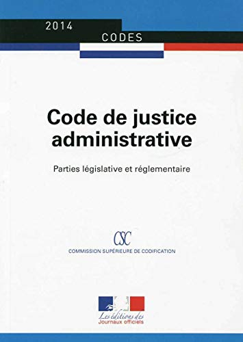 9782110769060: Code de justice administrative
