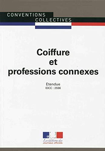 9782110769671: Coiffure et professions connexes - Convention collective nationale étendue 23ème édition - Brochure 3159 - IDCC : 2596