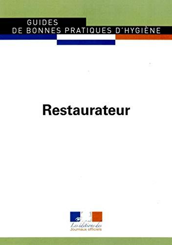 9782110771025: Restaurateur - Guides de bonnes pratiques d'hygi�ne n�5905