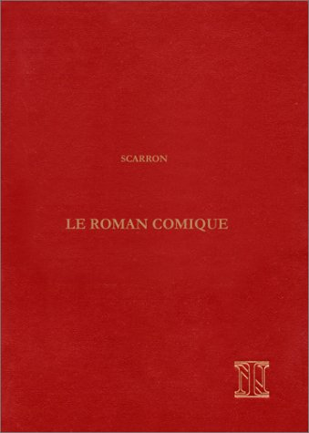 9782110807403: Le Roman comique