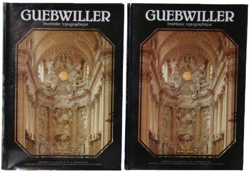 Guebwiller - Inventaire topographique
