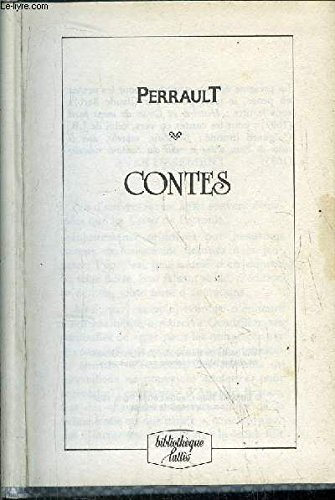 Contes (Lettres françaises) (French Edition) (9782110809131) by Charles Perrault