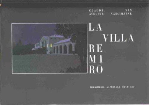 La Villa Remiro (French edition): Aveline, Claude; illustrated by Yan Nascimbene