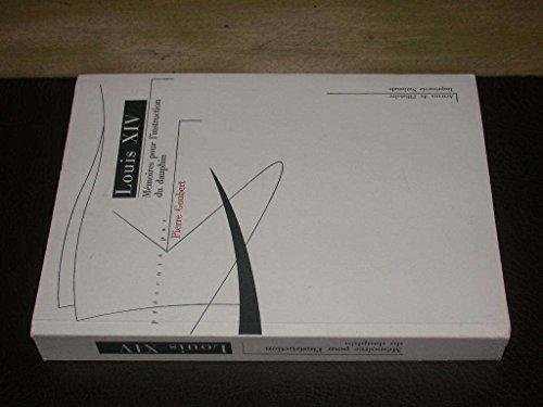 9782110811622: Mémoires pour l'instruction du dauphin